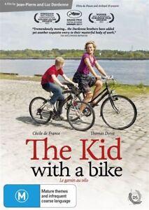 The Kid With A Bike (DVD, 2012)-REGION 4-Brand new-Free postage