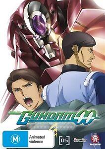 Mobile-Suit-Gundam-00-Season-2-Vol-5-DVD-2011-New-amp-Sealed