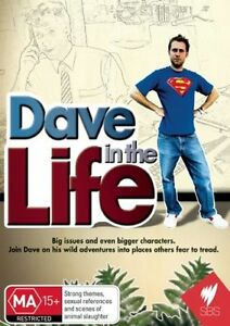 Dave In The Life (DVD, 2009, 2-Disc Set)-FREE POSTAGE