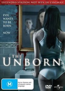 The Unborn (DVD, 2009) R4 PAL NEW FREE POST