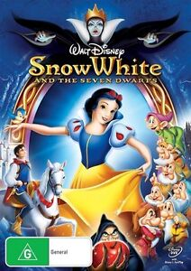 Snow-White-And-The-Seven-Dwarfs-DVD-2015-New-and-Sealed