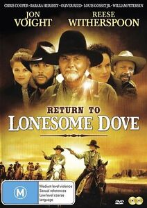 Return To Lonesome Dove (DVD, 2011, 2-Disc Set)