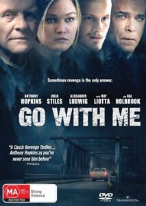 Go With Me (DVD, 2017) NEW