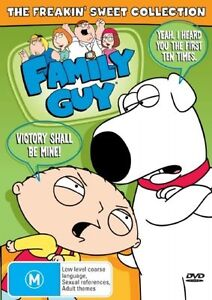 Family Guy - Freakin Sweet Collection (DVD, 2006)
