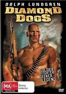 Diamond Dogs (DVD, 2008)