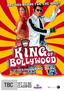 King Of Bollywood (DVD, 2006)-FREE POSTAGE