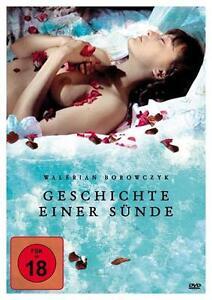 Geschichte einer Sünde (2011) - Erotik - NEU in Folie