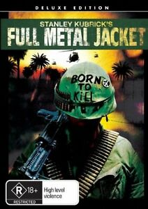 Full Metal Jacket (DVD, 2007) new,