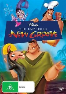 The-Emperor-039-s-New-Groove-NEW-DVD