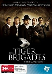 The Tiger Brigades (DVD, 2008)-REGION 4-Brand new-Free postage