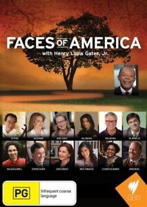 Faces Of America (DVD, 2011)