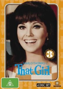 That Girl : Series 3 (DVD, 2007, 4-Disc Set)-REGION 4-Brand new-Free postage
