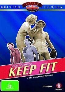 Keep Fit NEW R4 DVD