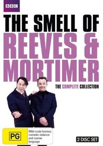 The Smell Of Reeves & Mortimer-The Complete Collection(DVD,2012, 2-Disc Set)-R 4