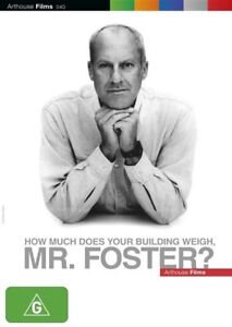 How-Much-Does-Your-Building-Weigh-Mr-Foster-DVD-2011-REGION-4-free-postage