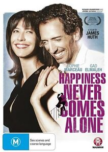 Happiness Never Comes Alone NEW R4 DVD