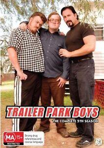 Trailer Park Boys : Season 5 (DVD, 2010, 2-Disc Set) New  Region 4
