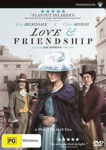Love And Friendship : NEW DVD