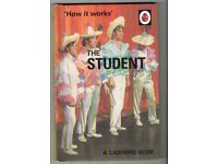 How it Works: The Student (Ladybirds for Grown-Ups) HARDBACK