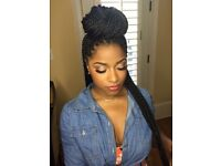 African Carribean Hair Stylist - Braids, Cornrows, Crotchet & Weave On