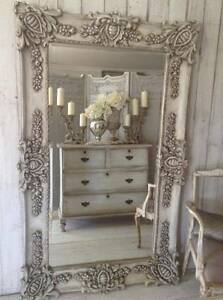 """The Devil Wears Prada!!"" PAIR MASSIVE French Vintage Mirrors... Butler Wanneroo Area Preview"