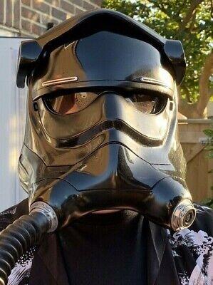 Star Wars TFO Tie Fighter Pilot Raw Cast Helmet