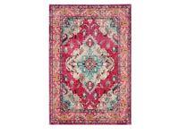 Brand new Overstock (US) Turkish/Persian style rug 8 x 11