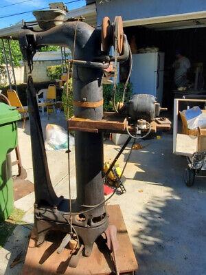 Puritan Leather Sewing Machine Boots Handbags Saddles High Post 14 Hp