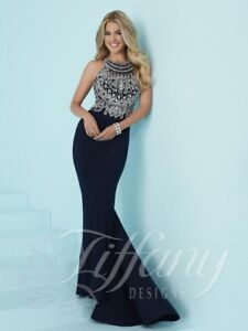 Tiffany Grad Dress