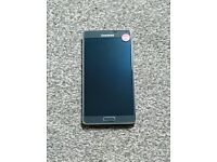 Samsung Galaxy note 4 32Gb Black model for sale -Unlocked - Boxed - also comes with extras £175