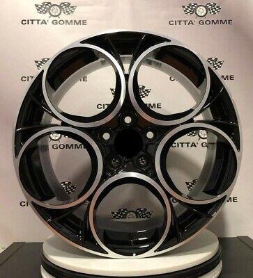 Llantas de Aleación Compatible Para Alfa Romeo Stelvio Brera Giulia 159 De...