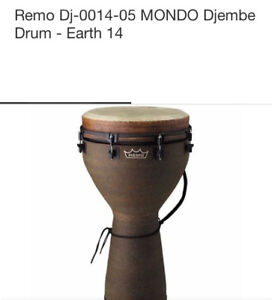 Remo Djembe Drum for Sale