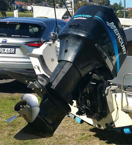 2000 Mercury 140hp outboard Austral Liverpool Area Preview