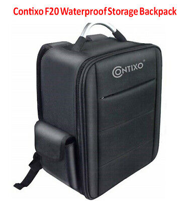 Contixo F20 Waterproof Durable Zip-up Portable Carrying Bag Backpack Drone Case