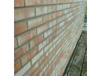Bricklayers wanted