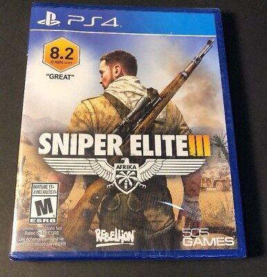 Sniper Elite 3 (PS4) NEW segunda mano  Embacar hacia Mexico