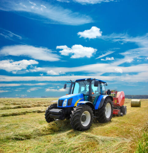 Modern Tractors and Their Many Different Applications