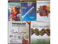 Medical textbooks - bundle