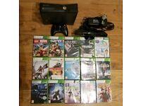 Xbox 360 & Kinect bundle