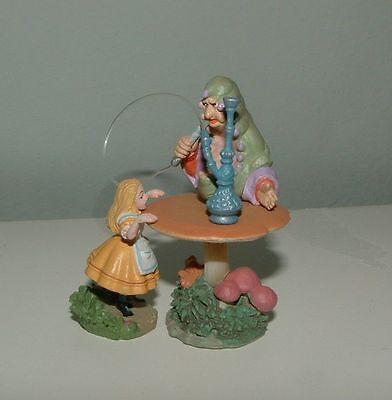 KAIYODO TEA PARTY Alice In Wonderland ALICE/ CATERPILLAR Figure SIR JOHN TENNIEL