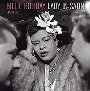 Sealed Vinyl: 'Billie Holliday' Jazz Records