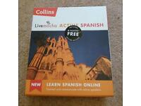 Collins learn spanish