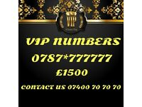 Vip Gold Mobile Number 7*777777