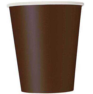 Brown Paper Cups (Unique Brown Paper Cups 9 Oz.14)