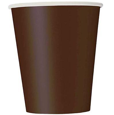 Brown Paper Cups (Unique Brown Paper Cups 9 Oz.14)