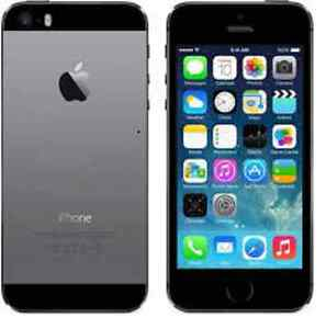iPhone 5S Silver Grey- 16mb