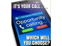 Home business opportunity 18yrs +