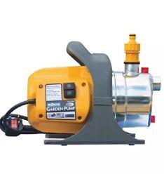 Hazelock Ultra Metal High Pressure Garden Pump Kit USED