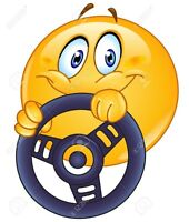 Looking for Driving Instructor