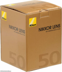 Nikon 50mm f1.8G New in Box with full Warranty- Reduced 2nd time